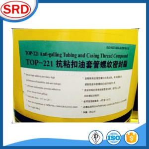 API anti-galling tubing and casing thread compound grease