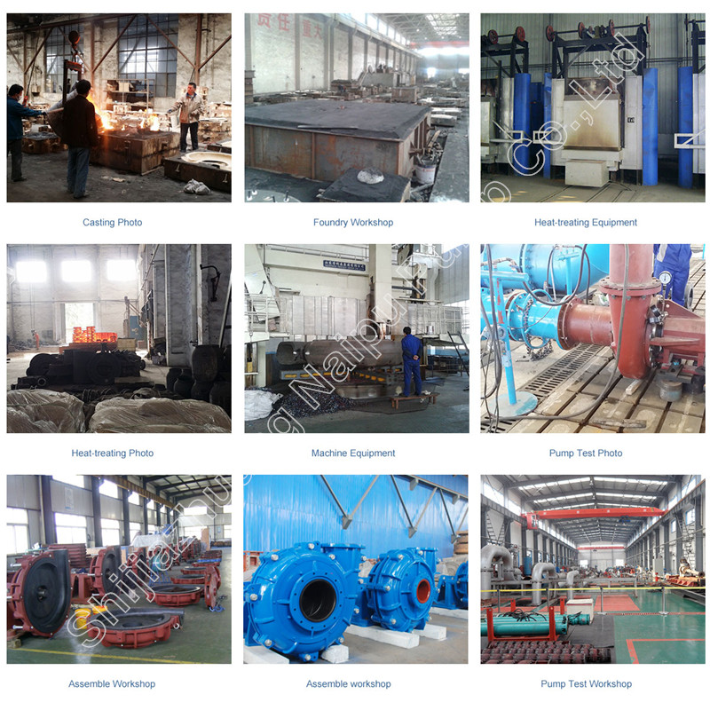 3/2D--HH Diamond Concentrate High Head Slurry Pump