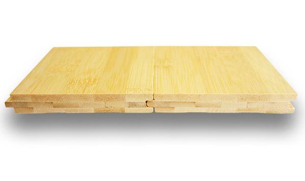 Horizontal Bamboo Flooring Indoor Solid Parquet Floor