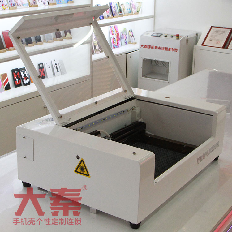 small machines for home business as tempered glass cutting machine