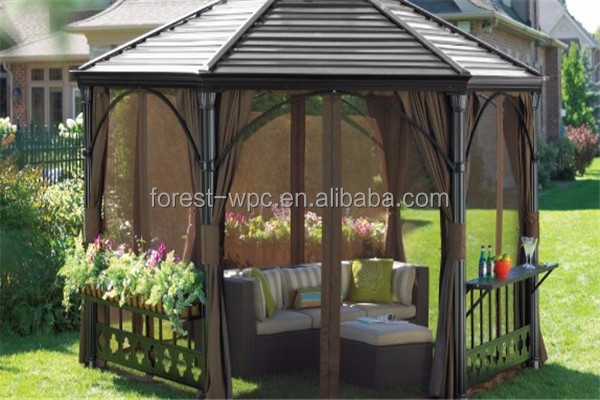 pergola gazebo gazebo tanche tissu imperm able pour gazebo arches pavillon pergola et ponts. Black Bedroom Furniture Sets. Home Design Ideas