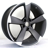 hot sale replica wheels alpina 5x112 rim wheel