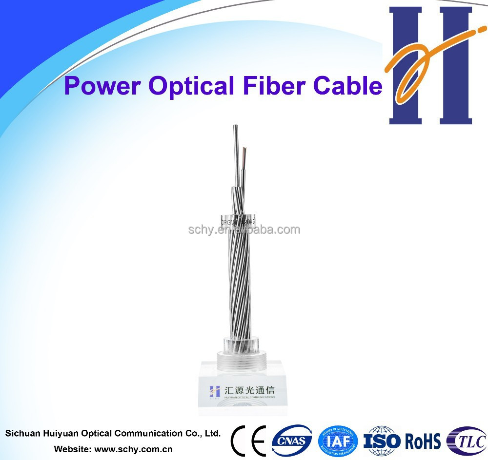 Manufacturer Supply High Qauality ADSS GYXTW GYTA OPGW FTTH GYTC8S Fiber optic cable price