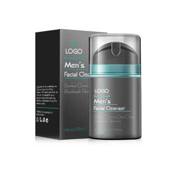 Oem Daily Use Men S Facial Cleanser Organic Face Wash For Sensitive