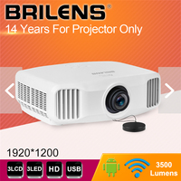 FREE SHIPPING PROJECTOR, LED LAMP PROJECTOR