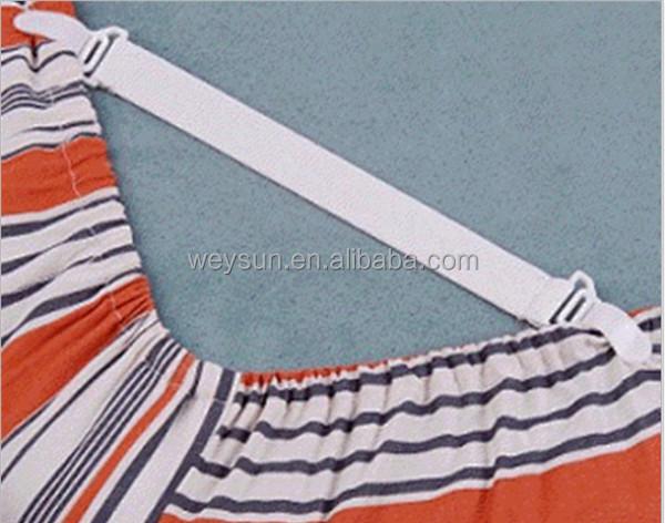 Простыня чехол для матраса одеяла захваты Клип держатель крепеж эластичный комплект