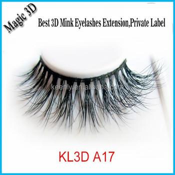 Hand Made Wholesale Cheap False Fake Strip Mink Fur Eyelash - Buy ...