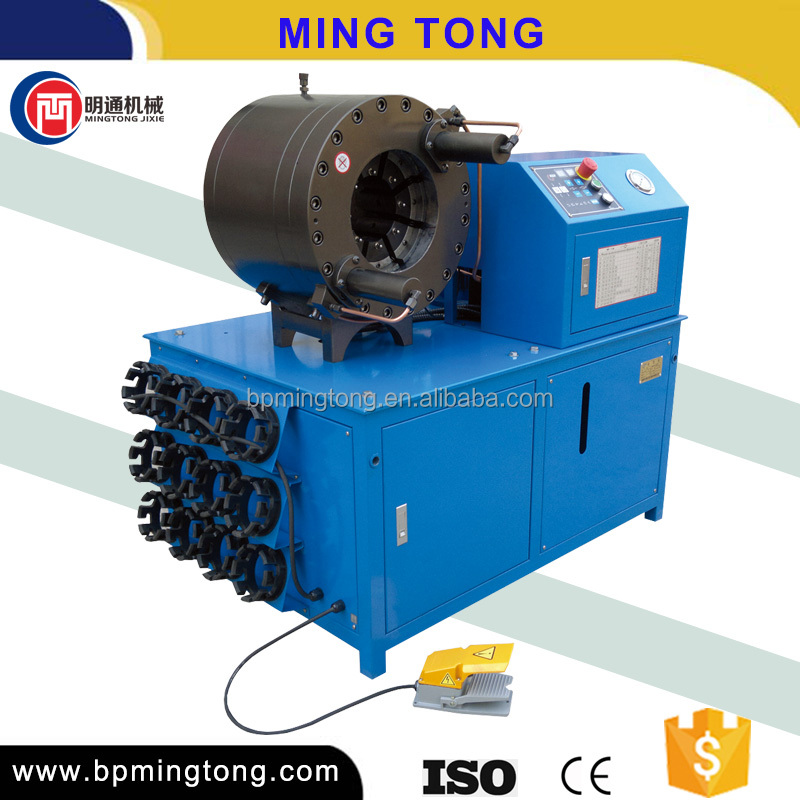 finn power finland hose press for high quality hydraulic hose crimping machine price