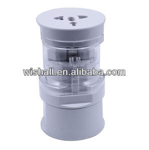 Portable 2013 all in one universal travel adaptor and multi plug travel charger and adapter plug for AU,UK,US