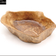 Root Carving Natural Wood Bowl Fruit Tray Snack Plate