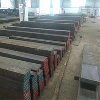 Forged AISI O1 Cold work tool Steel Flat Bars 1.2510