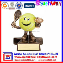 Tennis Lil Buddy Series Resin Trophy