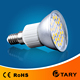 5W led spotlight E14 450LM warm white