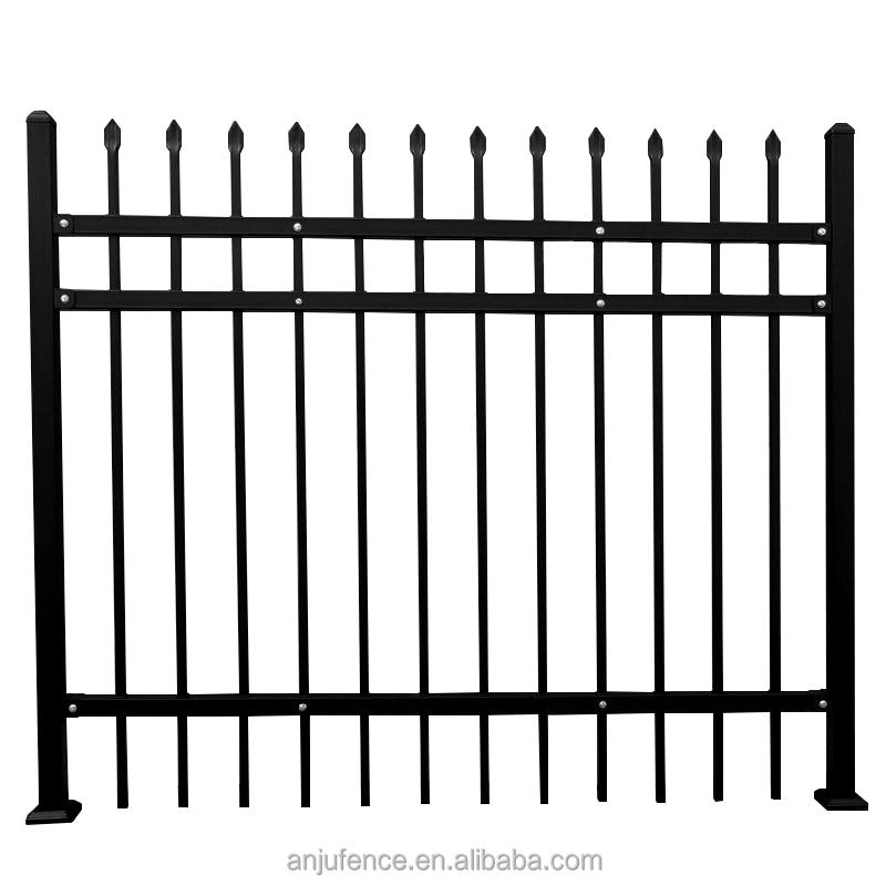 Decorative Wrought Iron Fence Panels, Decorative Wrought Iron Fence ...