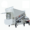 mobil ready mixed concrete batching plant concrete mixer lower price