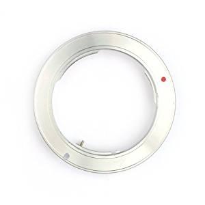 OM-EOS Lens adapter ring for Olympus OM Lens to Camera Canon EF Lens Mount
