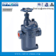 DSC industrial cast iron inverted bucket steam traps with bypass valve