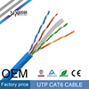 SIPU UTP FTP SFTP ethernet cable/cat5e cat6 data cables/flat networking elevator cat5e cable cat6 cable 305m roll price