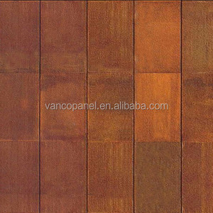 Building Rust Wall Cladding Panel