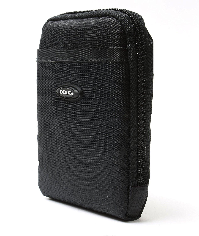 "Dolica HD-C100K 2.5"" Hard Drive Case (Black)"