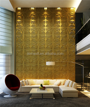 High Quality Ecological Lightweight Exterior Low Cost Prefabricated House And Wall Panels For Gypsum Decorations
