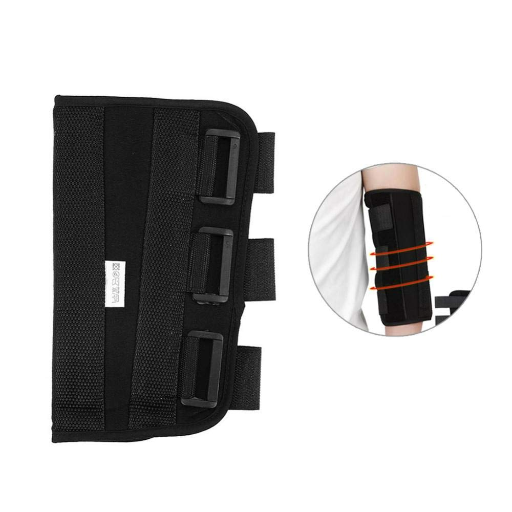 c58a799214 Get Quotations · Elbow Fixation Brace Breathable Winter Style Upper Limb  Elbow Joint Correcting Orthotics Band Pad Belt Arm