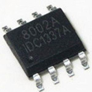 8002A OPAMP CFA 600MHZ 8SOIC IC ic8002 audio amplifier