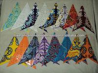 indian paper lanterns stars wholesale pack
