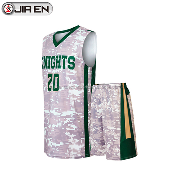 844c8240758 Solicitation letter for basketball jerseys design camo custom sublimated  basketball uniforms