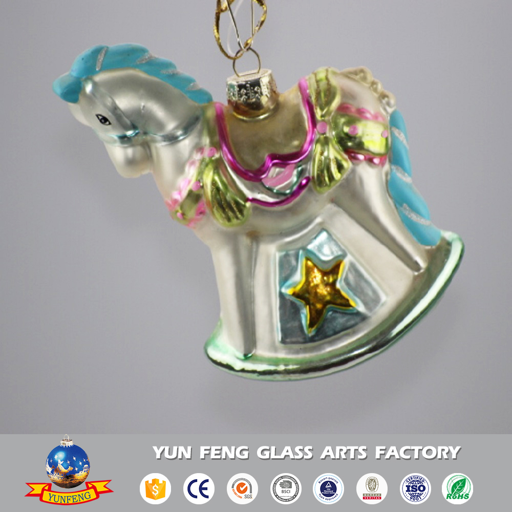 Glass animal ornaments - Glass Horse Ornaments Glass Horse Ornaments Suppliers And Manufacturers At Alibaba Com