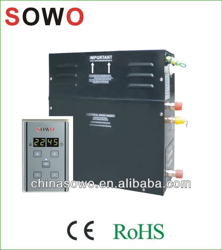 steam powered electric generator KL-302B from SOWO