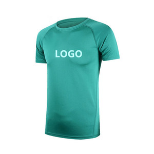 100% microfiber polyester t shirt for mens