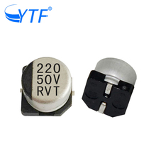 smd aluminum electronic capacitors 50V 220UF cummins diesel fuel pump