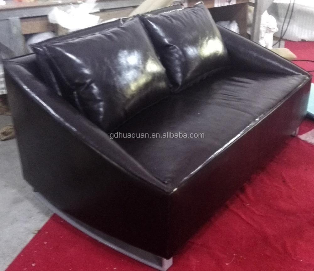 Yatak olabilen tekli koltuk fiyatlar quotes - Klasik Tasar M Deri Kanepe Kavisli Deri Koltuk Tak M Oturma Odas Kanepe Mobilya