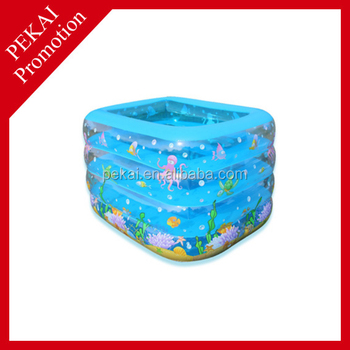 Hot selling portable inflatable hard plastic pools for kids buy hard plastic pools for kids for Portable swimming pools for kids