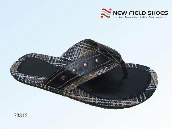 a78558c94b61 new fashion lastest style popular fancy cross men slippers man sandals