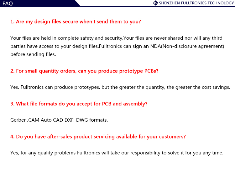 pcb& PCBA reverse engineering service