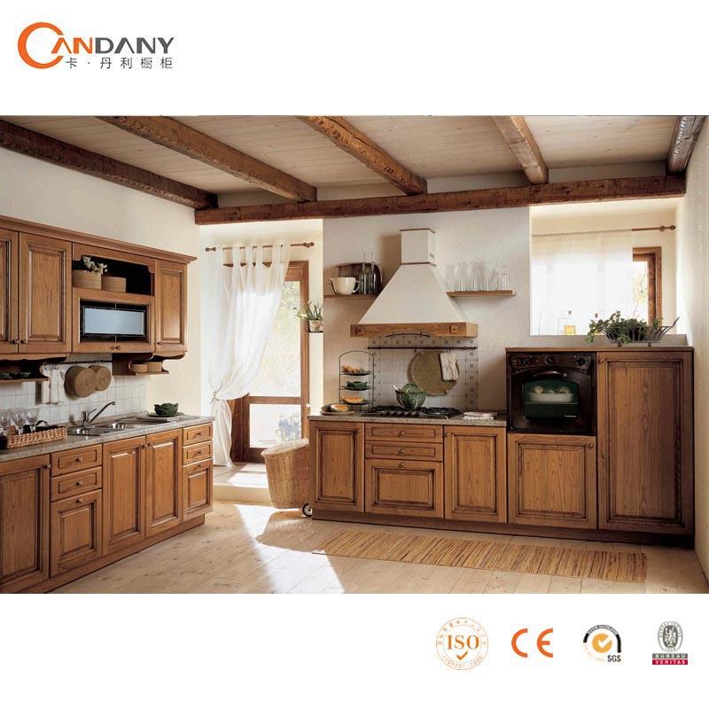 Modieus ontwerp moderne massief houten keuken kast keuken kast in kerala keuken kasten product - Keuken volledige verkoop ...