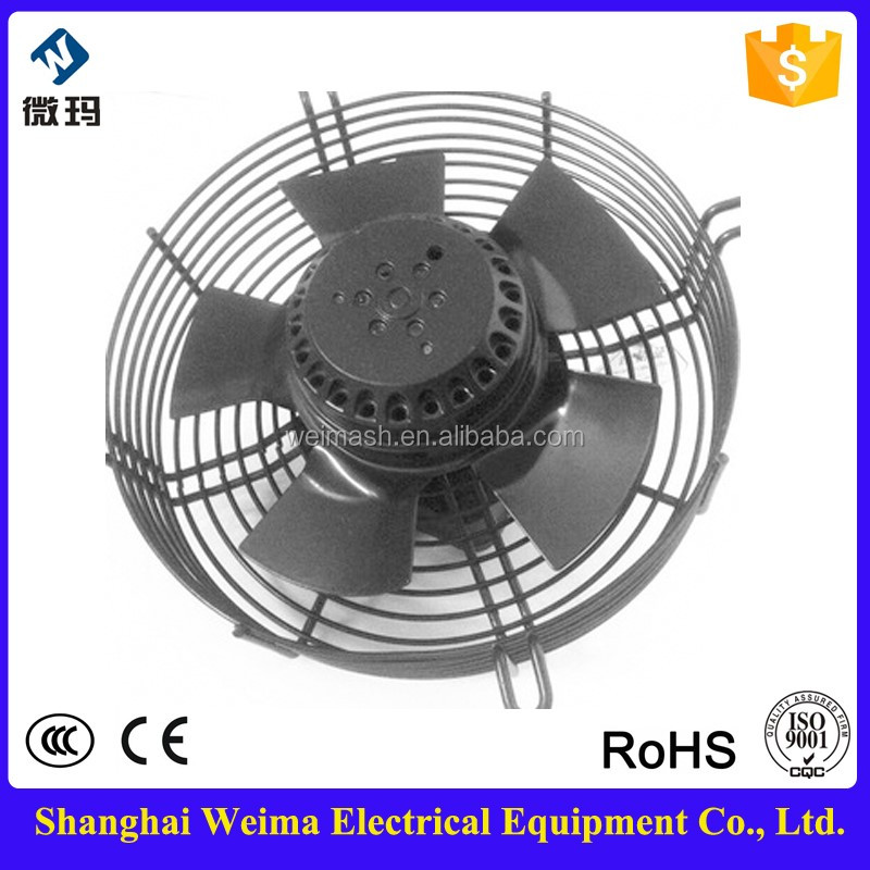 Moderate Price 200mm 220V AC Motor Exhaust Axial Fan