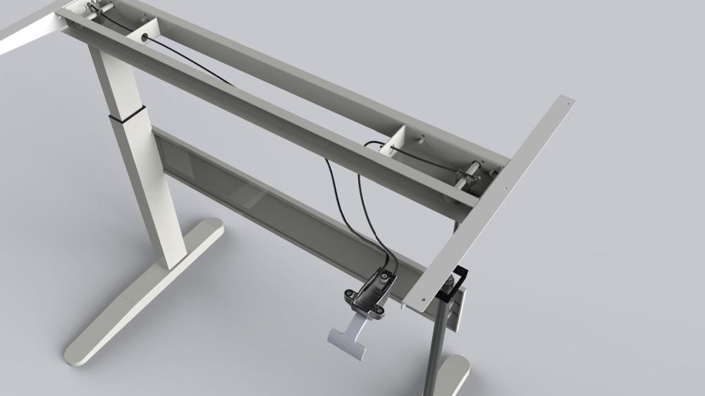 S 39 asseoir une jambe hauteur r glable ressort gaz hydraulique ascenseur - Acheteur de meubles usages ...