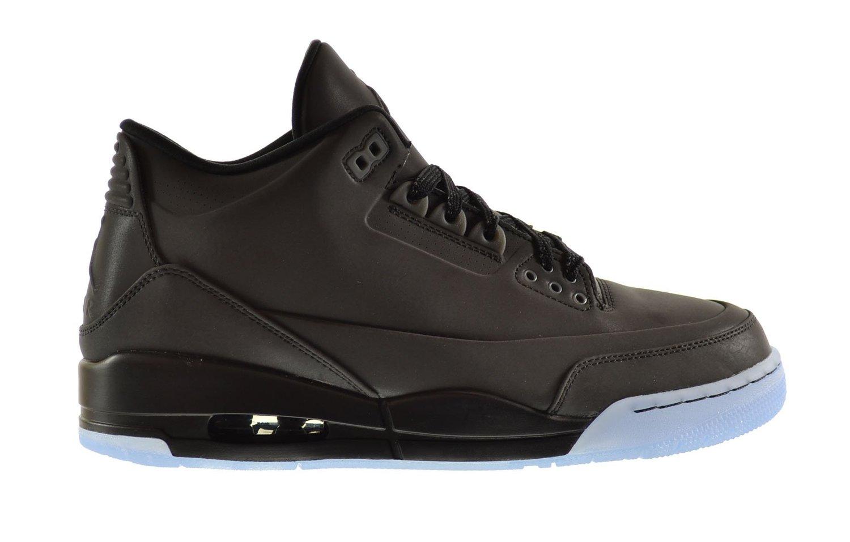 57963a322652 Get Quotations · Air Jordan 5Lab3 Men s Shoes Black Black-Clear 631603-010