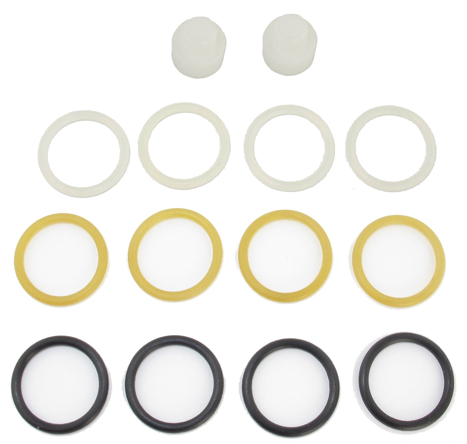 RPM Deluxe Spyder Oring Kit with 19A/18A for 1998 to pre 2012 Spyders - Most Commonly Needed OEM O-Rings X 2