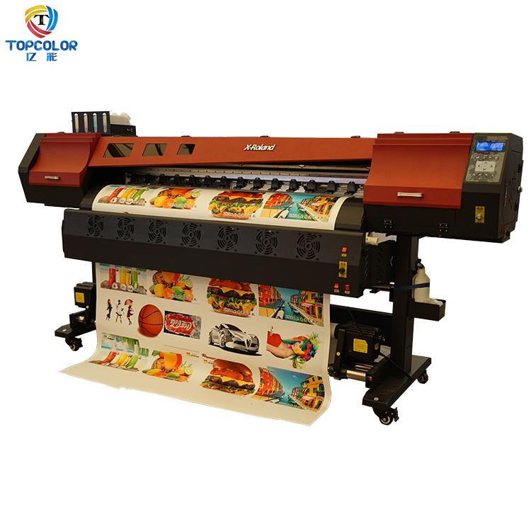Large Format Custom Wallpaper Mural Printing Machine