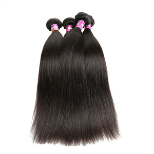 Raw brazilian human raw virgin hair cuticle aligned straight human hair weft little girl pussy raw hair products for black women