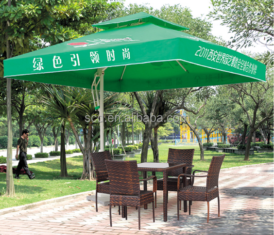 Outdoor General Used Beach Umbrella For Advertising