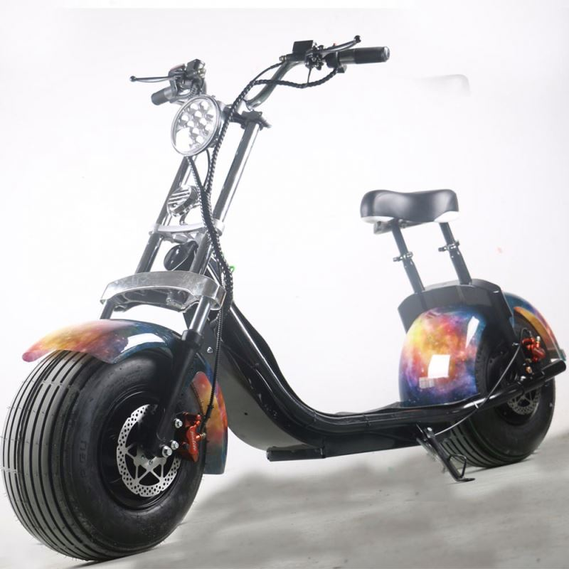 SC10 factory customized 1000w electric aguila ava scooter APP/bluetooth/rear light City coco scooter 1500w