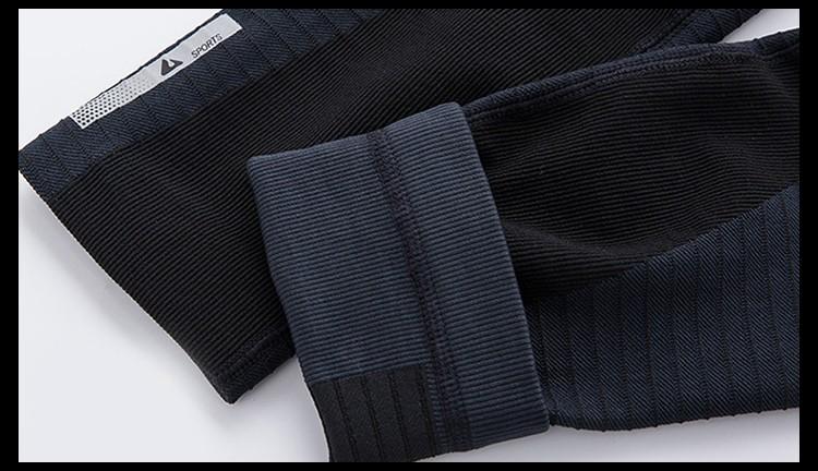 OEM Women Custom Activewear High Quality Women Tight Yoga Pants 11