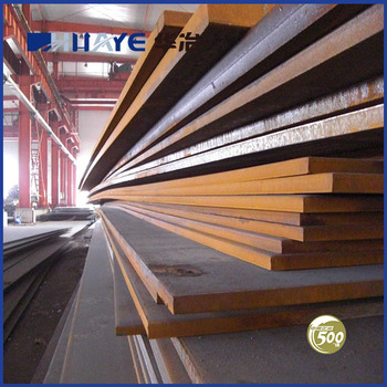 S355j0+ar A572gr.50 Hot Rolled Heavy Plate - Buy Huaye Medium Steel ...