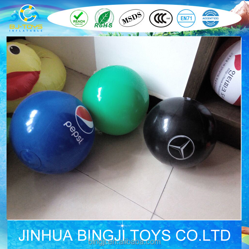 promotional gift inflatable beach ball