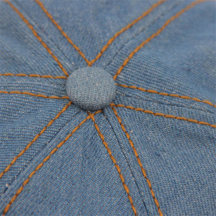 Нежный женщины алмаз цветок бейсбол кепка лето стиль леди джинсы шляпы May22